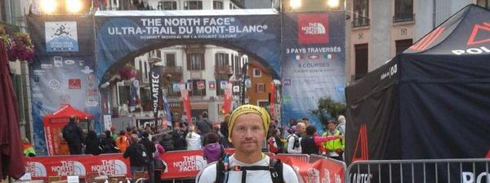 Tidgi Ultra Trail du Mont Blanc 2013