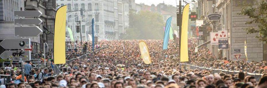 Marathon de Lyon 2014 by Tidgi