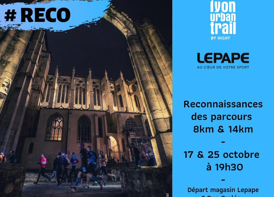 Reco by Lepape – 14km