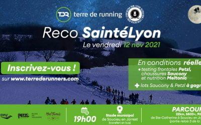 Reco TDR de la SaintéLyon 2021